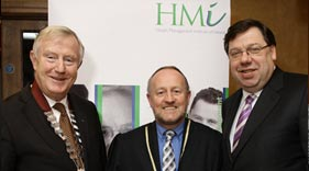 Awards for significant contribution to the health services by An Taoiseach, Brian Cowen, TD.