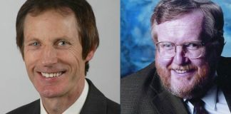 Dr. Pat Doorley & Dr. Kevin Kelleher