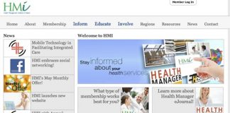 HMI Website