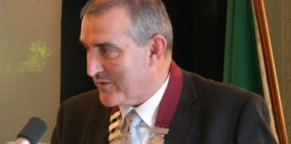HMI President, Richard Dooley