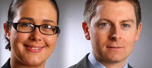 Rebecca Ryan and Paul Clifford
