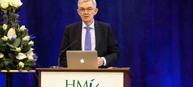Department of Health Secretary General, Dr. Ambrose McLoughlin
