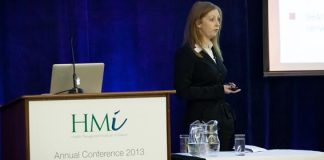 Ms. Catherine Whelan, Chief Executive of the IHAI