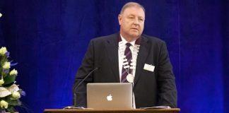HMI President, Mr. Derek Greene.