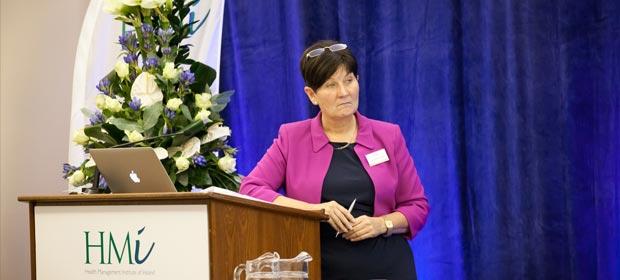 Ms. Geraldine Regan, Deputy Chief Executive/Director of Nursing, Our Lady's Children's Hospital, Crumlin, Dublin