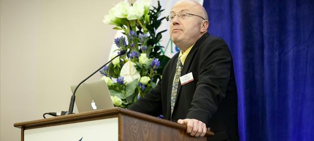 Prof. Mark Ferguson, Director General, Science Foundation Ireland