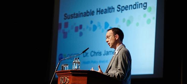 Dr. Chris James