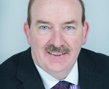 Mr. Gerry O'Dwyer has been elected Director of Education. He is CEO South South West Hospital Group. He was elected President of the European Association of Hospital Managers (EAHM) in September 2014.