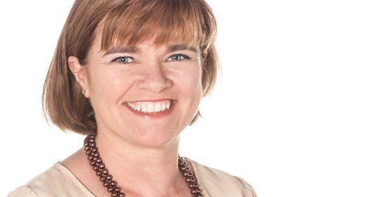 HMI President, Lucy Nugent