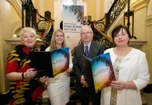 Siobhan Patten, Rosarii Mannion, Tony O'Brien, Director General HSE and Mona Eames