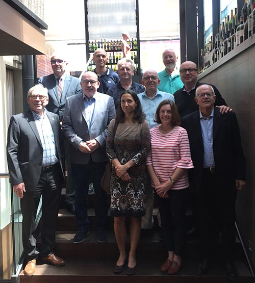 EAHM Executive Committee