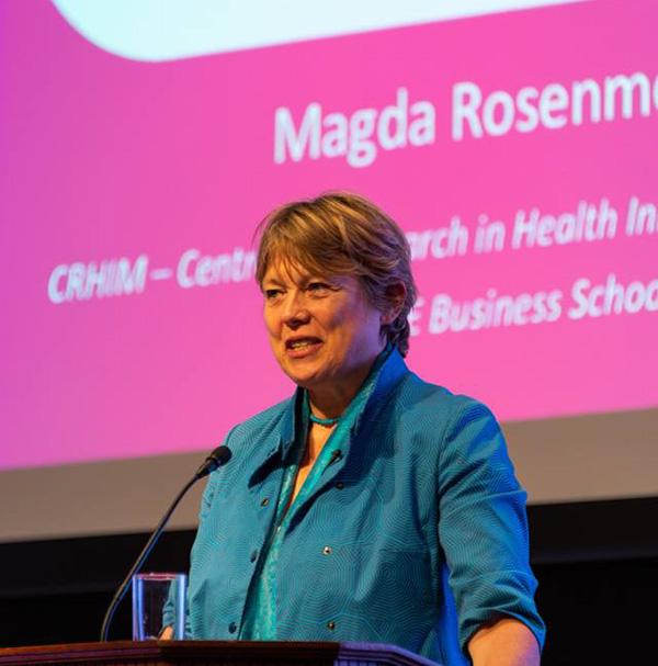 Dr. Magda Rosenmöller