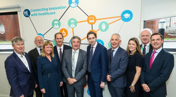 Innovation Hub opened at St. James's Hospital