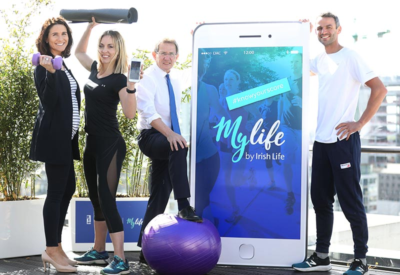 Irish Life has launched MyLife