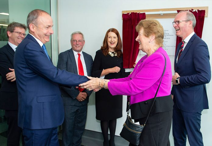 Openning of Radiation/Oncology Department in the Glandore Centre