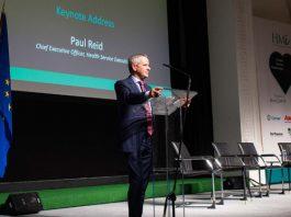 Paul Reid, CEO, HSE