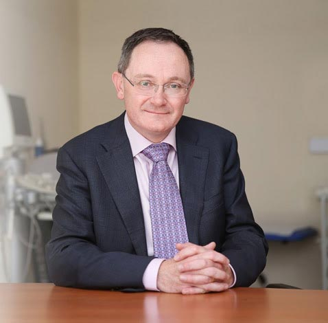 Dr Michael O'Connell