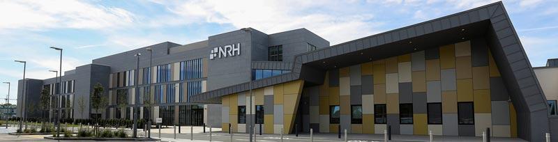 New National Rehabilitation Hospital.